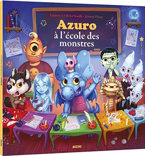 Azuro  l'cole des monstres (petit format)