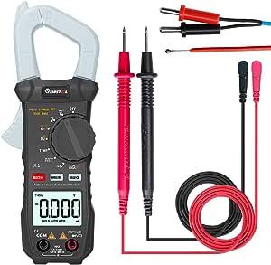 Rfelettronica Mustool X1 Pocket Stromzange 6000 Rms Spannung Ac Dc Digital Multimeter Automatik Welle Tester Mit Taschenlampe Baumarkt