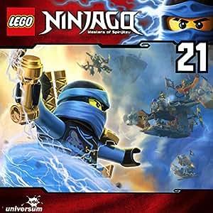 Lego Ninjago (CD 21) - Lego Ninjago-Masters of Spinjitzu