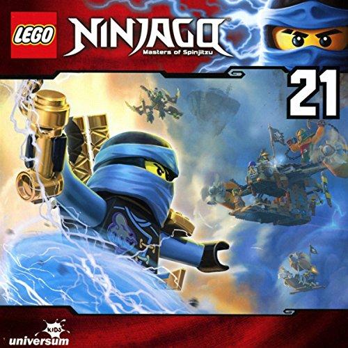 Lego Ninjago (CD 21) 21 Audio