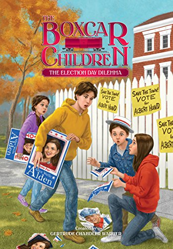 The Election Day Dilemma (The Boxcar Children Mysteries)