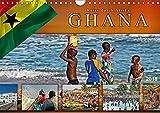 Reise durch Afrika - Ghana (Wandkalender 2018 DIN A4 quer): Ghana, faszinierender Staat im Westen Afrikas. (Monatskalender, 14 Seiten ) (CALVENDO Orte) [Kalender] [Apr 11, 2017] Roder, Peter -