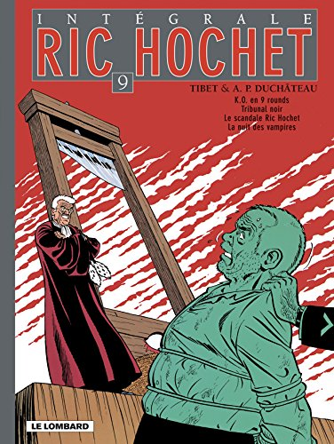 Ric Hochet - Intégrale - tome 9 - Ric Hochet - Intégrale
