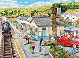 Ravensburger The Country Station 100pc Jigsaw Puzzle