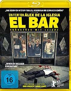 El Bar - Frühstück mit Leiche [Blu-ray]