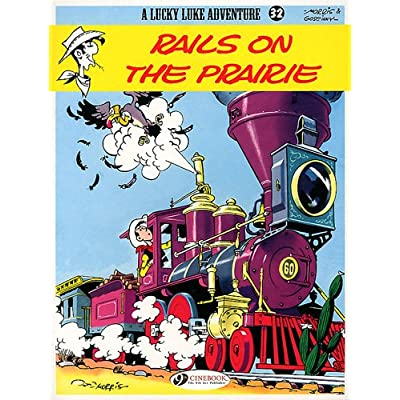 Lucky Luke - tome 32 Rails on the prairie (32)