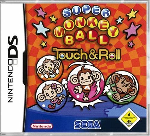 Super Monkey Ball - Touch & Roll -