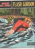Flash Gordon de Burulan numero 021 (numerado 1 en trasera): Persecucion implacable