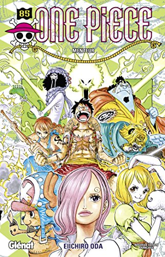 One Piece - Édition originale - Tome 85
