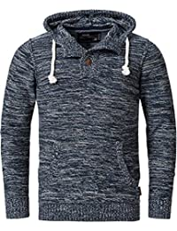 Indicode Homme Tricot Pull Brenton