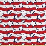 ABAKUHAUS Vereinigte Staaten von Amerika Stoff als