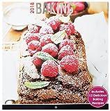 Telecharger Livres 2018 Moule carre Calendrier mural recettes de Noel Bureau a domicile de cuisine Cadeau d anniversaire gateaux tartes Baker (PDF,EPUB,MOBI) gratuits en Francaise