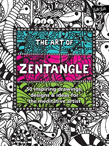 The Art of Zentangle: 50 inspiring drawings, designs & ideas for the meditative artist por Margaret Bremner