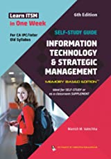 ITSM Information Technology and Strategic Management for CA IPCC Nov 2018