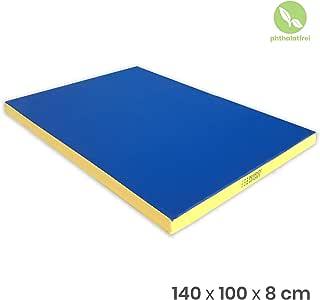 Nirosport Soft Floor Mat 140 X 100 X 8 Cm Gymnastics Mat Fitness Mat Gym Mat Amazon Co Uk Sports Outdoors