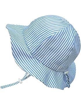 Cappello di Protezione solare Bambino 50+, misura adattabile traspirante con sottogola a strappoq