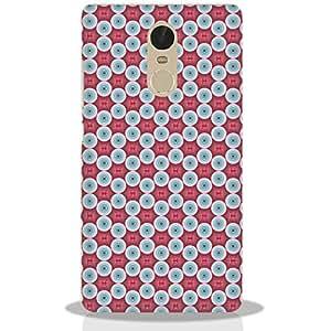 White Circle Design -Mobile Back Case Cover For Xiaomi Redmi Pro