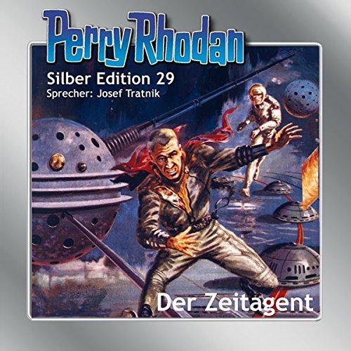 Perry Rhodan Silber Edition (MP3-CDs) 29: Der Zeitagent