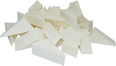 Fantasia Make-up Schwämmchen weiß, 1er Pack (1 x 50 Stück)