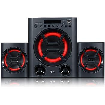 LG - LK72B Boom Blastic Multimedia Speakers (Black)