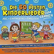 Die 60 Besten Kinderlieder Volume 4-Lernlieder
