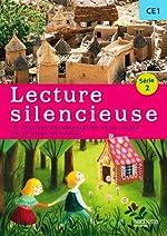Lecture silencieuse CE1 - Pochette élève - Ed.2011 de Martine Géhin