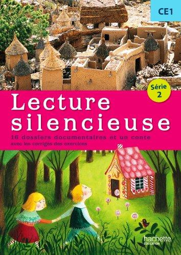 Lecture silencieuse CE1 - Pochette élève - Ed.2011 par Martine Géhin