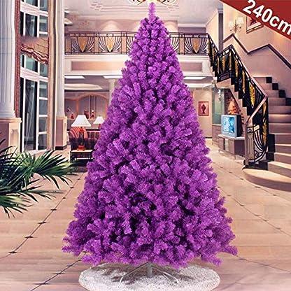YGCLTREE-Weihnachtsbaum-knstlich-mit-Christbaum-Stnder-4-Gren-whlbar-Regenschirm-Klapp-System-und-Christbaumstnder-aus-Metall240cm