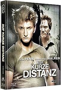 Auf kurze Distanz [Blu-Ray+DVD] - uncut - auf 333 limitiertes Mediabook Cover D