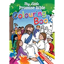 My Little Promise Bible Colouring Book (Colouring Books)