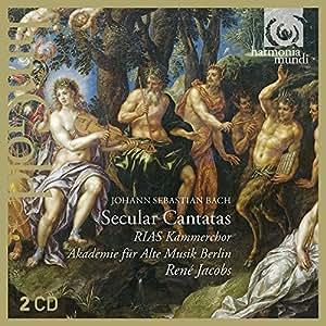 J.S. Bach: Secular Cantatas