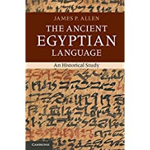 The Ancient Egyptian Language: An Historical Study (English Edition)