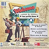 Fever Games Welcome TO ... : Blocco Extra & Goodies Accessorio Gioco da Tavolo