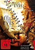 The Hills Have Eyes - Hügel der blutigen Augen / The Hills Have Eyes 2 - Die Glücklichen ... (US-Version / Cut Version, 2 DVDs)