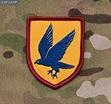 MSM Blue Falcon (Color) by MILSPEC MONKEY