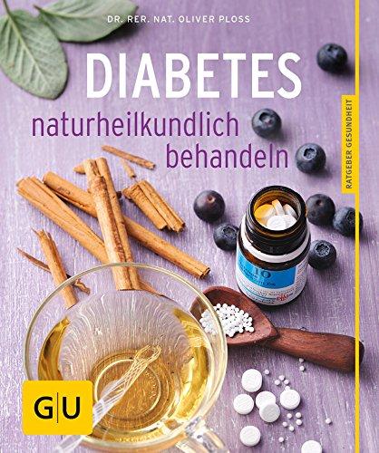 E Trockene Haut-therapie (Diabetes naturheilkundlich behandeln (GU Ratgeber Gesundheit))