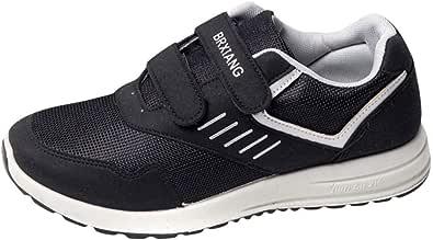 Scarpe Uomo Sportive Sneakers Running Ginnastica Fitness Casual Scarpe da Ginnastica Uomo Antiscivolo Scarpe Uomo Sportive Sneaker Moda Uomo Sports Breathable Sneakers Solid Shoes