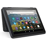 Amazon Funda para tablet Fire HD 8 (compatible con el tablet de 10.ª generación, modelo de 2020), antracita