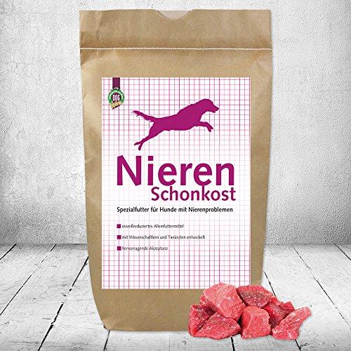 Schecker DogreformNierenschonkost, Trockenfutter Spezialfutter für Hunde mit Nierenproblemen