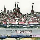 Buxtehude: Cantatas 6, 12, 29, 33, 43, 44, 52, 56, 62, 64, 72 & 110