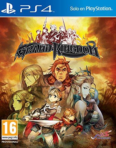 Grand Kingdom - Edición De Lanzamiento