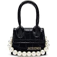 LEOCEE Jacquemus Mini Geldbörsen und Handtaschen für Damen Umhängetasche Berühmte Marke Totes Luxus Designer Handtaschen…