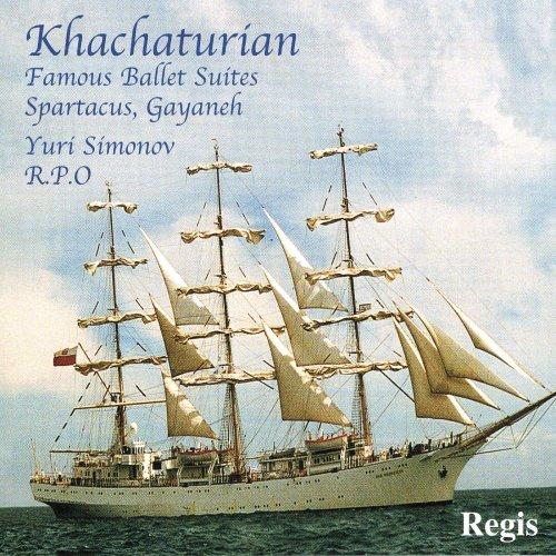 Khatchaturian : Spartacus, Gayaneh, Masquerade