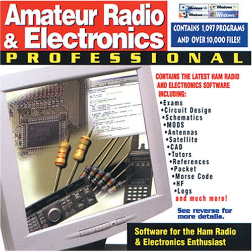 BYTESIZE SOFTWARE Amateur Radio & Electronics Professional (Windows) (Radio-software)