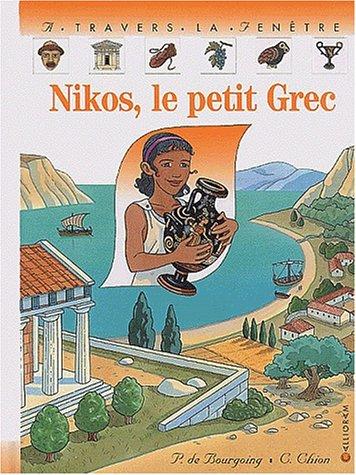 Nikos, le petit Grec par Pascale de Bourgoing