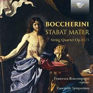 Stabat Mater/Quatuor a Cordes