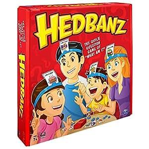 Spin Master Games HedBanz Game