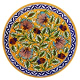 #8: Shriyam Craft Decorative Wall Hanging Handmade Plate