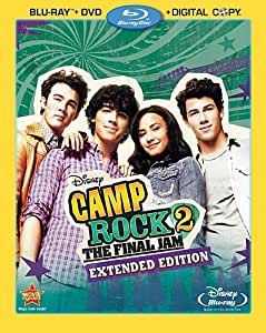 Camp Rock 2: The Final Jam [Blu-ray] [US Import]