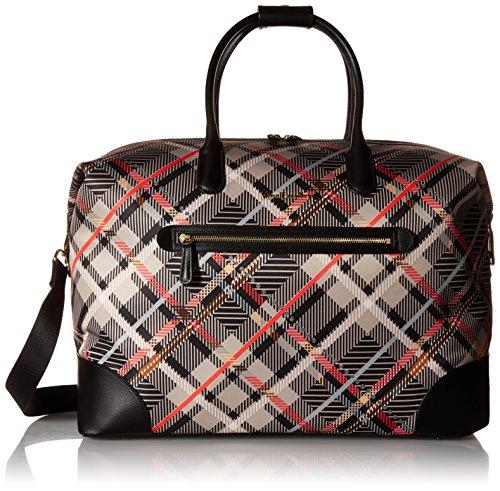 Vera Bradley Travel Duffel Bag, Wavy Stripe, One Size